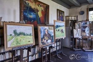 Swanernes Malergård museum