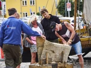 Træf fjordens træbåde på Holbæk Havn